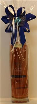 My Grappa barrique 150cl verpackt in Cellophan
